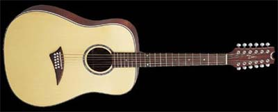 Dean Tradition S12 12 string acoustic