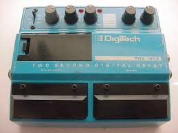 Digitech PDS-1002 Digital Delay
