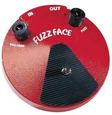 Dunlop JDF2 Dallas Arbiter Fuzz Face