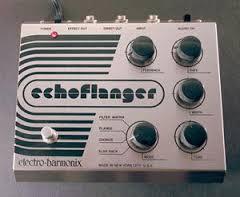 Electro-Harmonix Echo Flanger