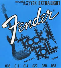 FENDER ROCK N' ROLL STRINGS