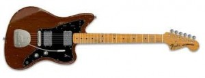 Fender Jazzmaster brown