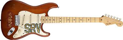 Fender Stevie Ray Lenny reproduction strat