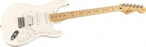 Fender Stratocaster Arctic White American
