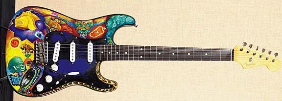 Fender Stratocaster MIM Santana