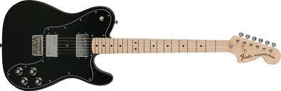 Fender Telecaster 72 Deluxe