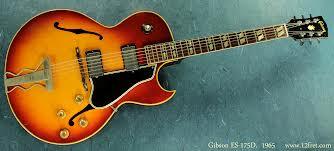 Gibson ES-175D 1965