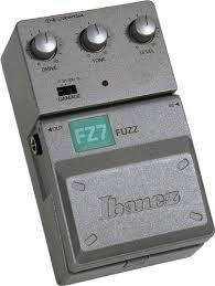 Ibanez FZ7 Fuzz Pedal