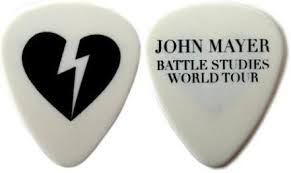 John Mayer pick
