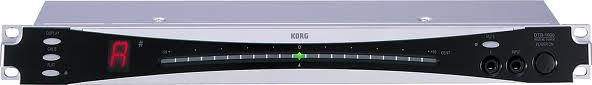 Korg DTR 1000 tuner