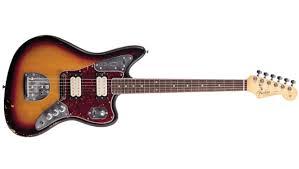 Kurt Cobain signature Jaguar