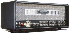 Mesa Boogie Triple Rectifier amplifier