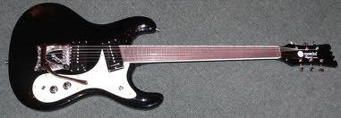 Mosrite Guitar