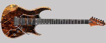 Rick Hanes Guitar Essel Balawan Signature Series
