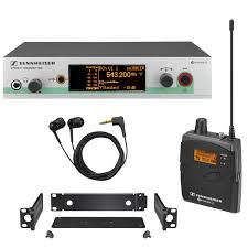 Sennheiser EW 300 Iem G3 In-Ear Monitoring System
