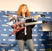 Spesifikasi Gitar Dean Dave Mustaine VMNT Double Neck Diadem