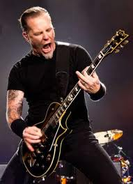 Spesifikasi Gitar ESP James Hetfield Iron Cross Signature Series