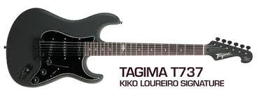 Tagima Kiko Loureiro Signature