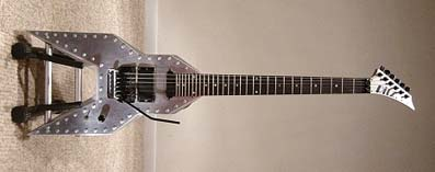 The Rocket Guitar