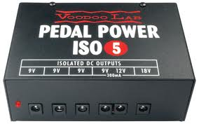 Voodoo Lab Pedal Power 2+