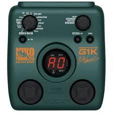 Zoom G1K Kiko Loureiro Guitar Multi Effects Pedal
