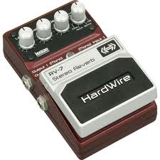 Digitech Hardwired RV-7 reverb