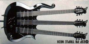 ESP PR Triple Neck