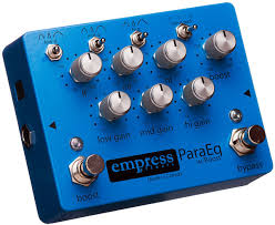 Empress ParaEQ Boost EQ Pedal