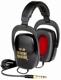 Extreme Isolation EX-29 Headphones