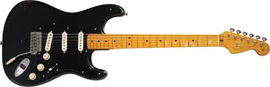 Fender David Gilmour Signature Strat