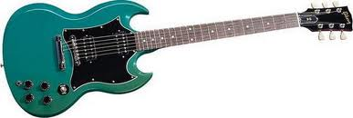 Gibson SG Special in Blue-Teal