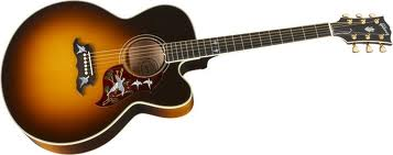 Gibson acoustic Dove