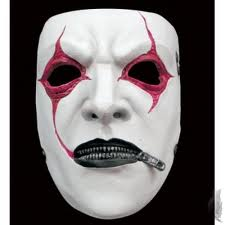 Jim Root's Mask