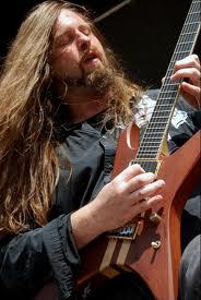 Koleksi Gitar, Aksesoris, Dan Efek Gitar Oli Herbert (Gitaris All That Remains)