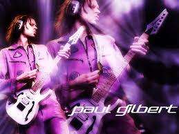 Koleksi Gitar, Aksesoris, Dan Efek Gitar Paul Gilbert 2