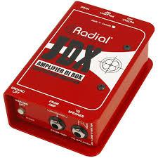 Radial JDX Amp D.I.