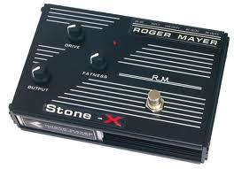 Roger Mayer Roger Meyer Stone-X fuzz
