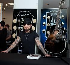 Spesifikasi Gitar Epiphone Dave Navarro Signature