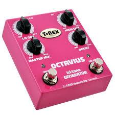 T-Rex Octavius pedal
