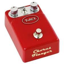 T-Rex Tonebug Chorus Flanger