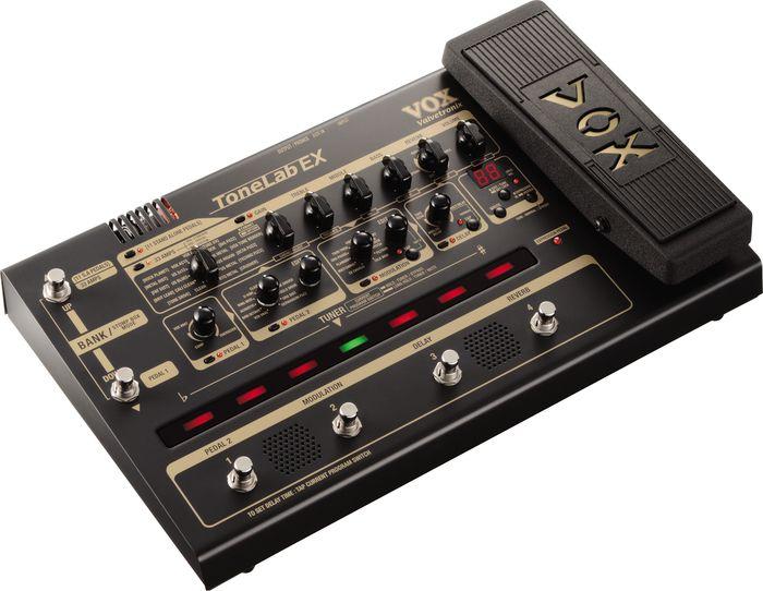 Fitur Yang Dimiliki Multi Efek Gitar Vox Tonelab EX