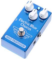 Mad Professor Electric Blue Chorus pedal